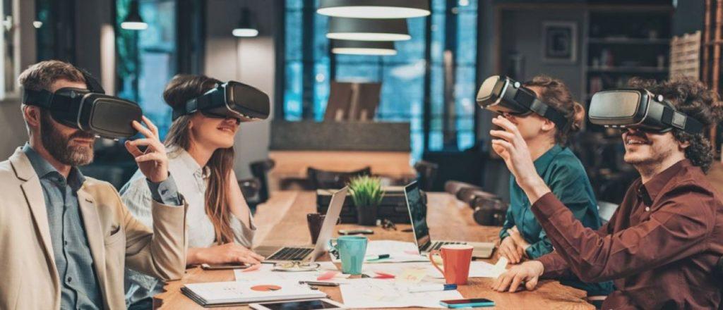 Réalité virtuelle Ensemble